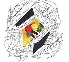 Collage multicolor 2261 by eliso silva