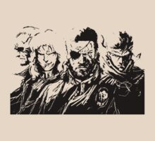 Big Boss - Les Enfants Terribles by Phox