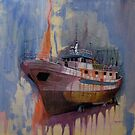 Trawler by Ray-d