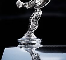 Spirit of Ecstasy  by Alex Preiss