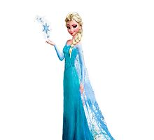 Frozen Elsa Case by Amputrus