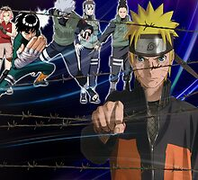 Naruto by stormxplayer