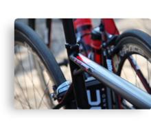 Taylor Phinney's Bike at 2013 Paris Roubaix Canvas Print
