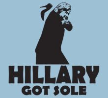 Hillary Got Sole by Paducah