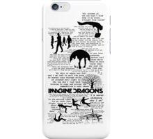 Imagine Dragons Collage iPhone Case/Skin