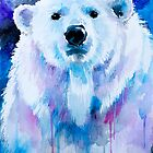 Polar bear by Slaveika Aladjova