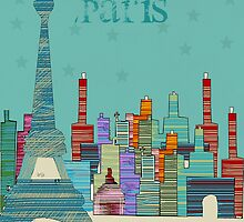 paris modern  by bri-b