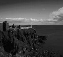 Dunnottar Castle by Matt Sibthorpe