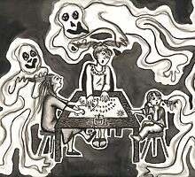 ouija board by purplestgirl