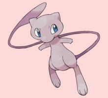 Mew [Perfect Quality Vector Image] by RWHTL