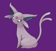 Espeon [Perfect Quality Vector Image] by RWHTL