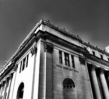 United States Post Office by DeadTurtle