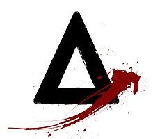 Bastille (triangle logo) by skidmarks