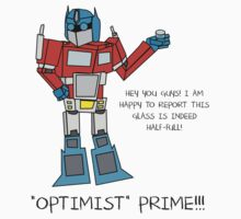 Optimist Prime by Randomwizard