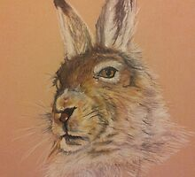 March Hare by TheCraftyHen14