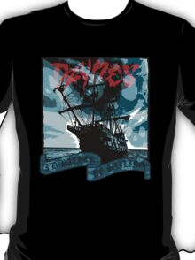I'd Rather Be Sailin' T-Shirt