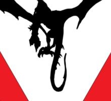 Give Way: Nazgul Sticker