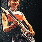 Mark Knopfler by Taylan Soyturk