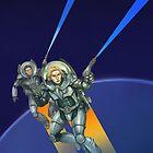 Rocket Age by Jon Hodgson