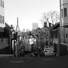 Boston, MA: Looking Through Charlestown by ACImaging