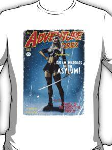 Adventure Stories The Dream Warriors of the Asylum T-Shirt