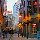 Boston, MA: Feneuil Marketplace by ACImaging