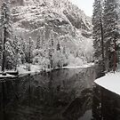 Yosemite - Mountain Reflection by Mark Bolton