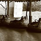 Dodgems by Adam Wain