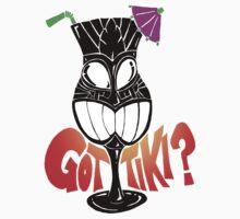 Got TIKI ? Kids Clothes