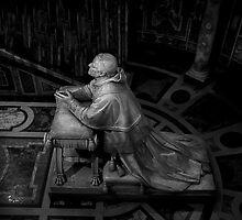 Pope Pious IX Basilica Sta Maria Maggiore Rome by Edwin  Catania