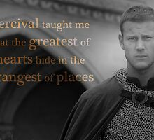 Percival taught me... by UtherPendragon