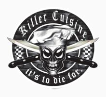 Skull Chef: Killer Cuisine by sdesiata