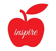 Teachers Inspire Photographic Print