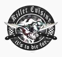 Skull Chef 6:Killer Cuisine by sdesiata