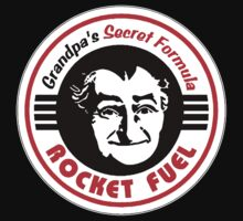 Grandpa's secret formula rocket fuel. by SoftSocks