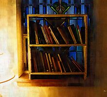 The Pastor's Bookshelf by RC deWinter