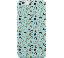 Merlin Character Pattern iPhone Case/Skin