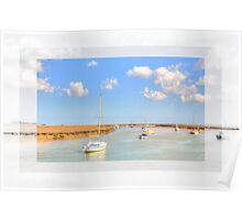 Wells in the Sun Poster