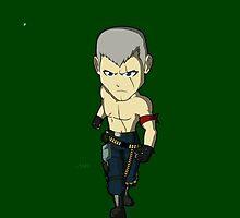 Bryan Fury 2 by Runehise