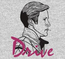 DRIVE T-SHIRT THE COOLEST MOVIE EVER? by shooterch