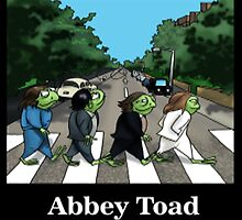 Abbey Toad: By Beatles & Frogs by Rick  London