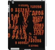 Chaos theory's Homeostasis iPad Case/Skin