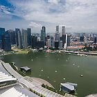 Singapore 1 by Werner Padarin