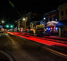 Sleepy Town by Richard Bozarth