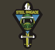 Steel Brigade Logo by SwiftWind