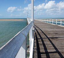pier by Anne Scantlebury