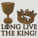 Game of thrones, Long live the king by Tardis53
