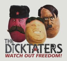 The Dicktaters by andabelart