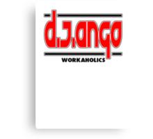 DJ Ango Canvas Print