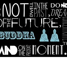 Buddha Quote by charl7otte